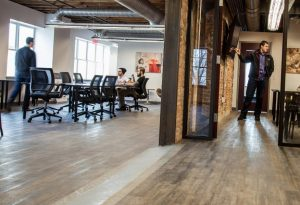 Veloctiy coworking space Allentown