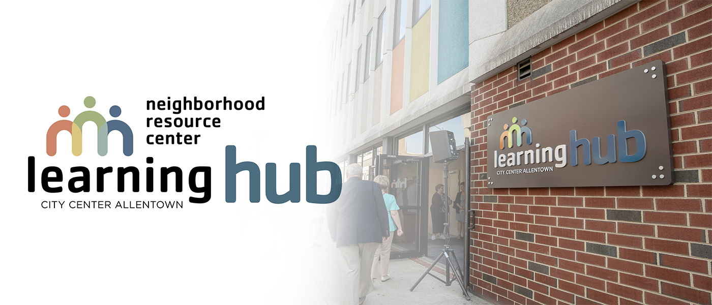Learning Hub, Downtown Allentown, PA