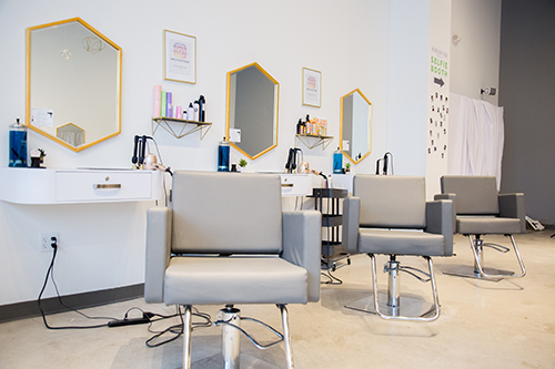 Blow Dry Bar in Downtown Allentown, PA