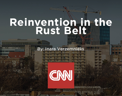 CNN - Reinvention in the Rust Belt