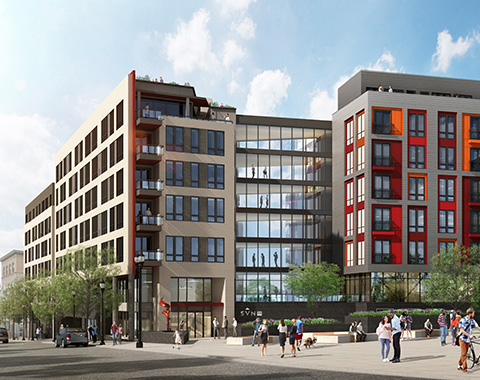 SVN Square Residences, Allentown PA
