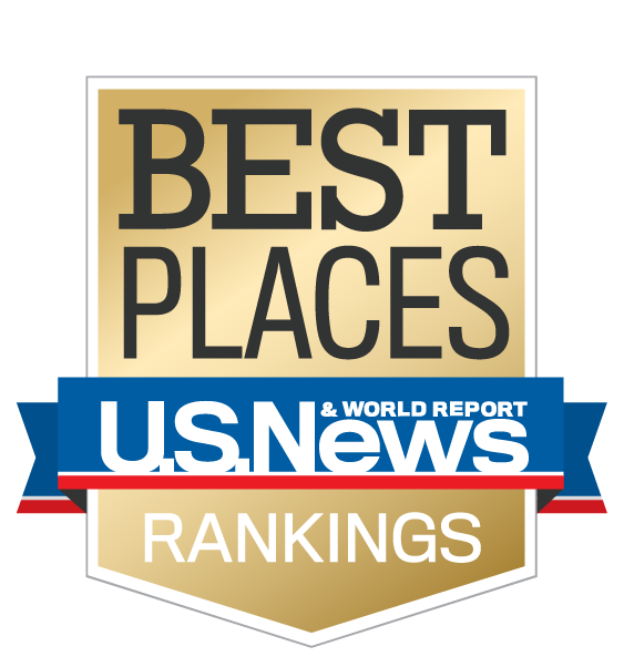 US News Best Places Logo