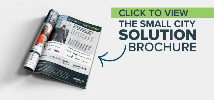 Small City Solution Brochure