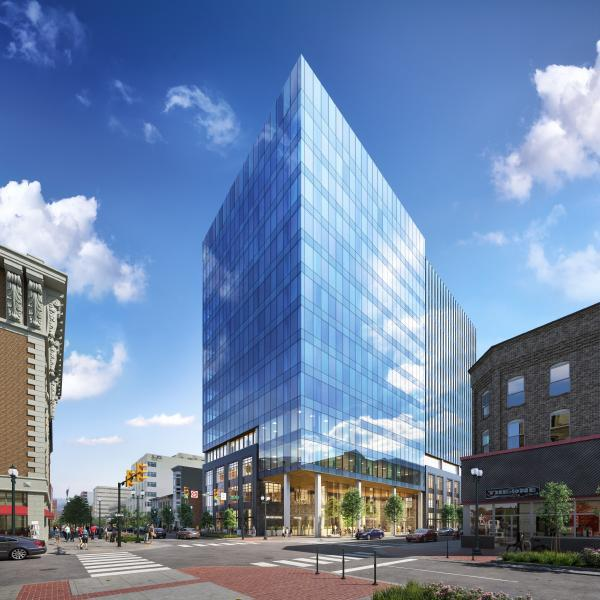 Five City Center - Rendering, Allentown PA