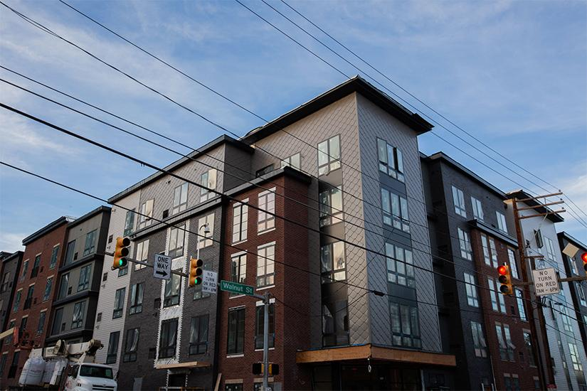 Walnut Street Commons, Apartments, Allentown, PA